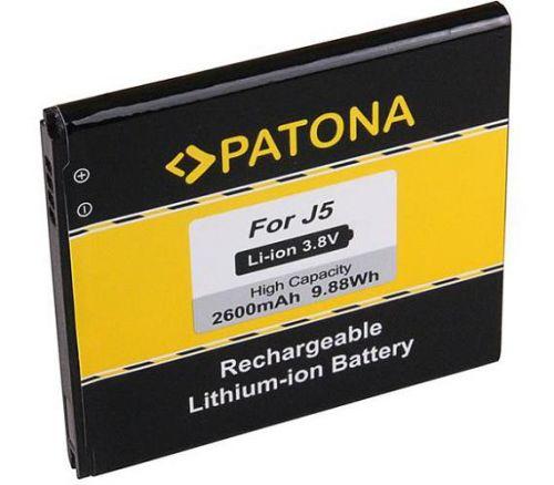 PATONA Baterie pro SAMSUNG GALAXY J5 2600 mAh
