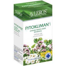 Leros FYTOKLIMAN PLANTA 20 x 1,5 g cena od 49 Kč