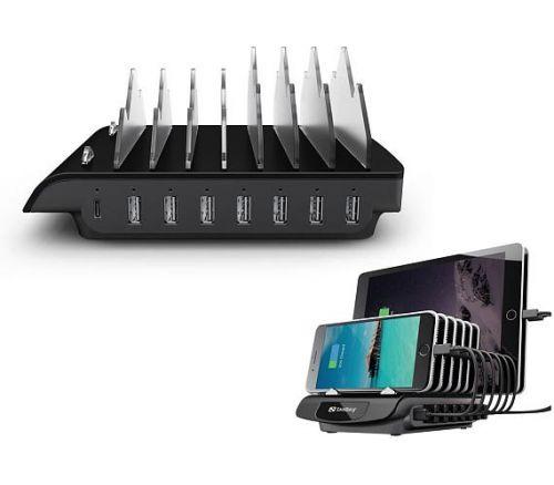 Sandberg nabíječka Multi USB Charging Station