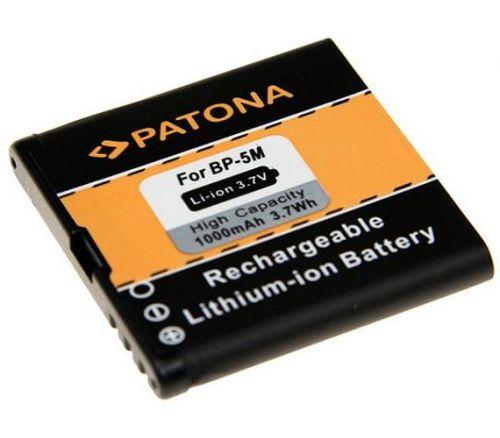 PATONA PT3032 Baterie pro NOKIA BP-5M 1000 mAh