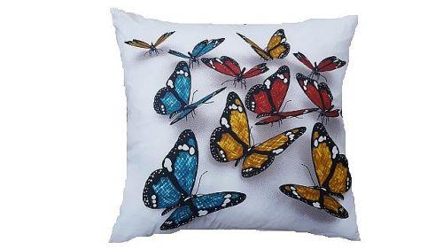 APEX 3D Motýli polštářek