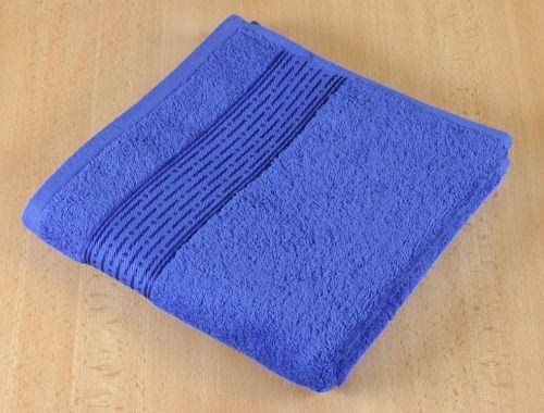 Brotex tmavě modrý froté ručník