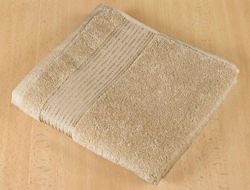 Brotex tmavě béžový Froté ručník