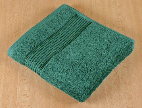 Brotex tmavě zelený Froté ručník