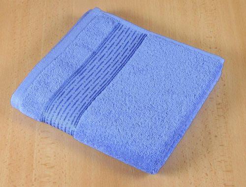 Brotex modrá Froté osuška