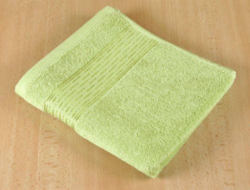 Brotex světle zelená Froté osuška