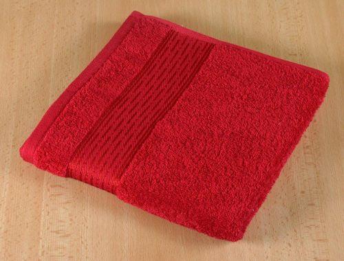 Brotex červený Froté ručník
