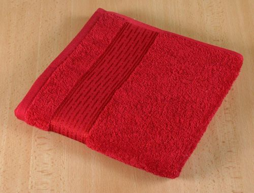 Brotex červená Froté osuška