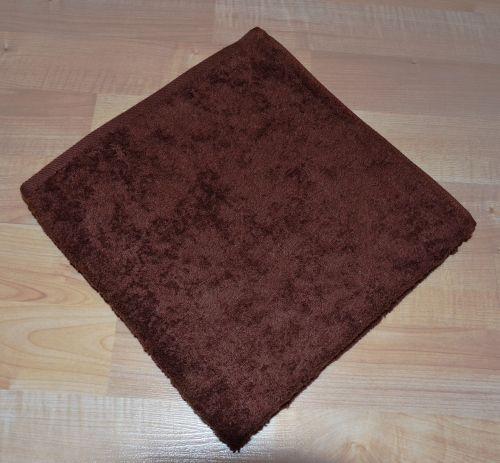 Brotex tmavě hnědý Froté ručník
