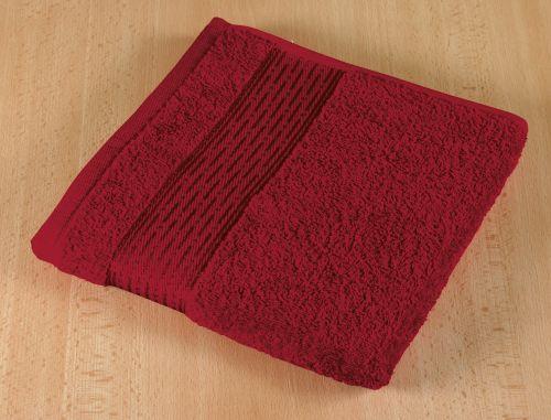 Brotex vínový Froté ručník