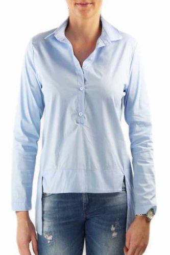 MADE IN ITALY Dámská volná košile cena od 0 Kč
