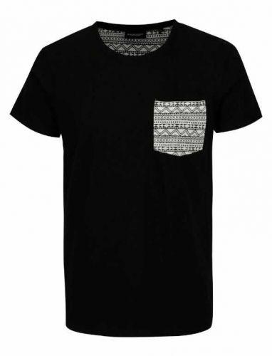 Broadway pánské tričko s potiskem na kapse
