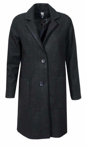 Funk´N´Soul dámský flaušový kabát