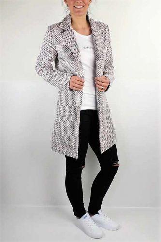 MADE IN ITALY propínací jarní kabát