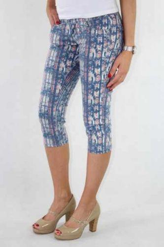 M.O.D.miracle of denim REA CAPRI kalhoty