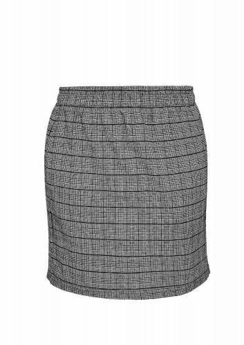 s.Oliver krátká kostkovaná sukně