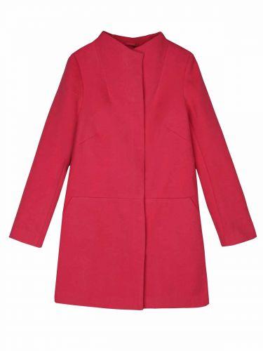 Top Secret dámský flaušový kabát