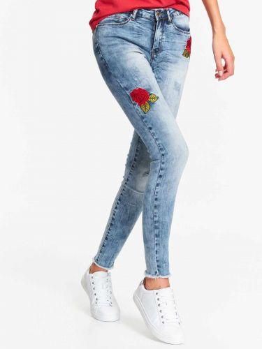 Top secret skinny kalhoty
