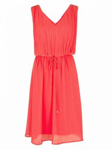 Top Secret elegantní růžové šaty