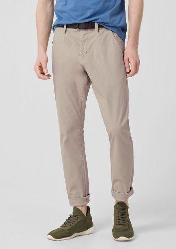 s.Oliver Sneck slim fit kalhoty