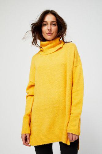 Moodo oversize rolákový svetr