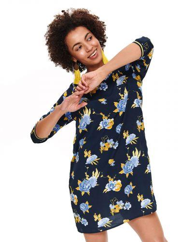 Top Secret květované šaty