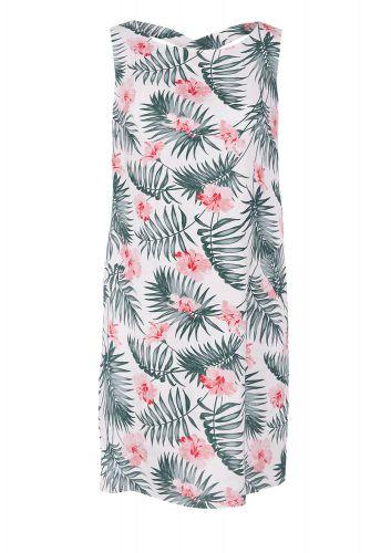 s.Oliver šaty s květinovým potiskem