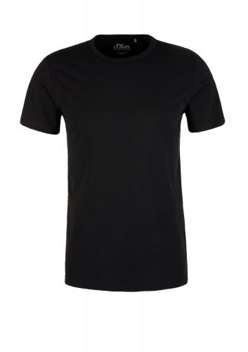s.Oliver jednobarevné triko