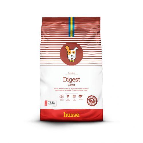 Husse Digest Giant 12,5 kg cena od 0 Kč