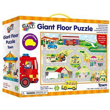 GALT Vkládačka na podlahu – Město