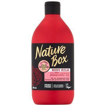 NATURE BOX Body Loation Pomegranate 385 ml cena od 128 Kč