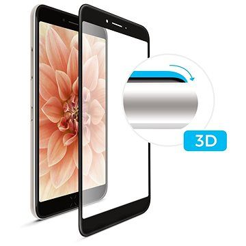 FIXED 3D Full-Cover pro Apple iPhone 7 Plus/8 Plus černé