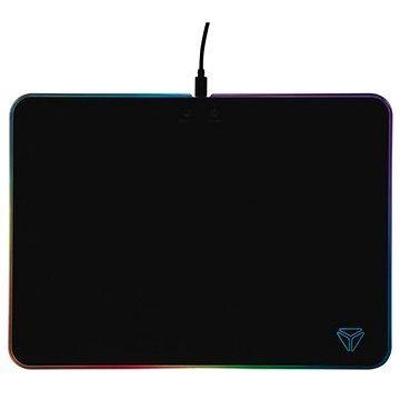 Yenkee YPM 3005 Herní RGB podložka pod myš