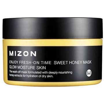 MIZON Enjoy Fresh-On Time Sweet Honey Mask 100 ml cena od 399 Kč