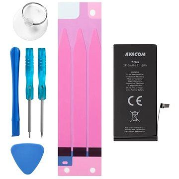 AVACOM pro Apple iPhone 7 Plus, Li-Ion 3.82V 2910mAh (náhrada 616-00249)