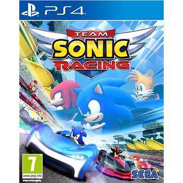 SEGA Team Sonic Racing - PS4