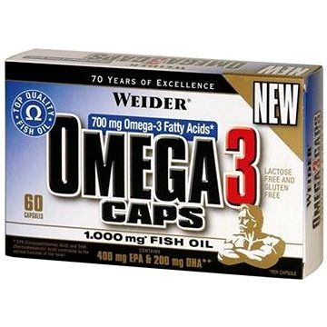 Weider Omega 3 60kapslí