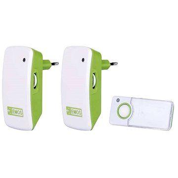 Emos P5742 bílo-zelený