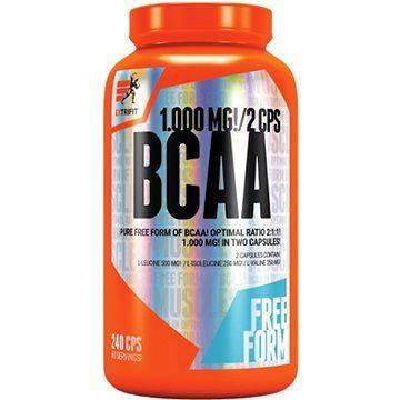 Extrifit BCAA 2:1:1 Pure 240 pcs