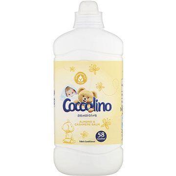COCCOLINO Sensitive Cashmere & Almond 1,45 l (58 praní)