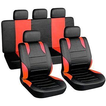 Compass Potahy sedadel sada 9ks sport vhodné pro boční Airbag