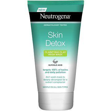 NEUTROGENA Skin Detox 2v1 čistící emulze a maska 150 ml