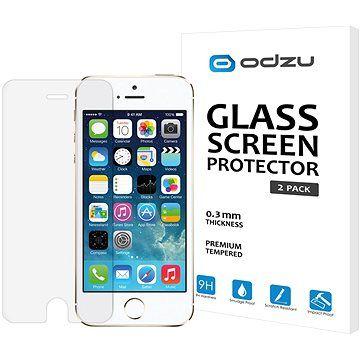 Odzu Glass Screen Protector pro iPhone 5S/ SE