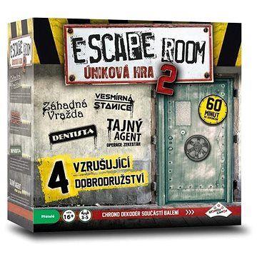 BLACKFIRE Escape Room 2 - úniková hra