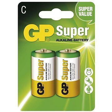 GP Super LR14 (C) 2ks v blistru