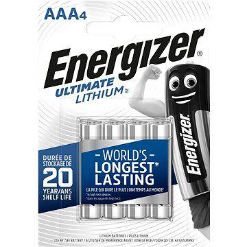 Energizer Ultimate Lithium AAA/4