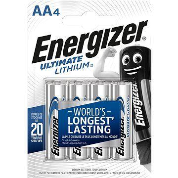 Energizer Ultimate Lithium AA/4