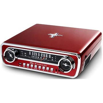 ION Mustang LP Red cena od 0 Kč