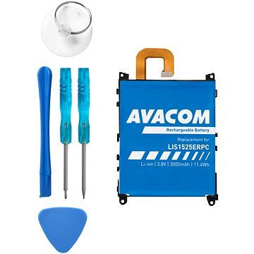 Avacom pro Sony Xperia Z1, Li-Ion 3.8V 3000mAh (náhrada LIS1525ERPC)