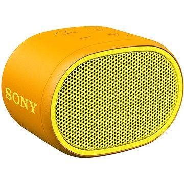 Sony SRS-XB01 žlutá cena od 650 Kč